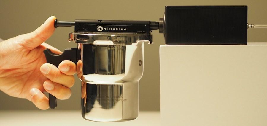 NitroBrew Single Serve System