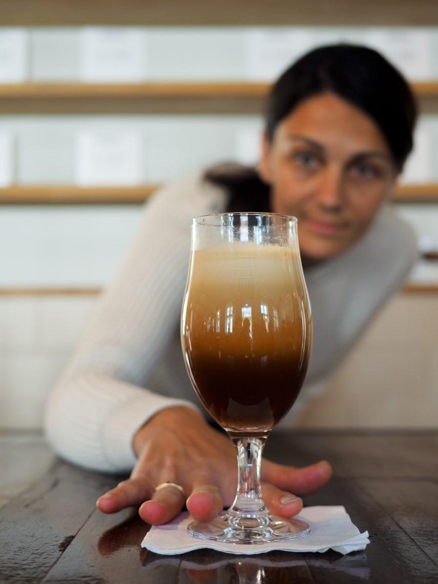 NitroBrew Home Brewed Coffee