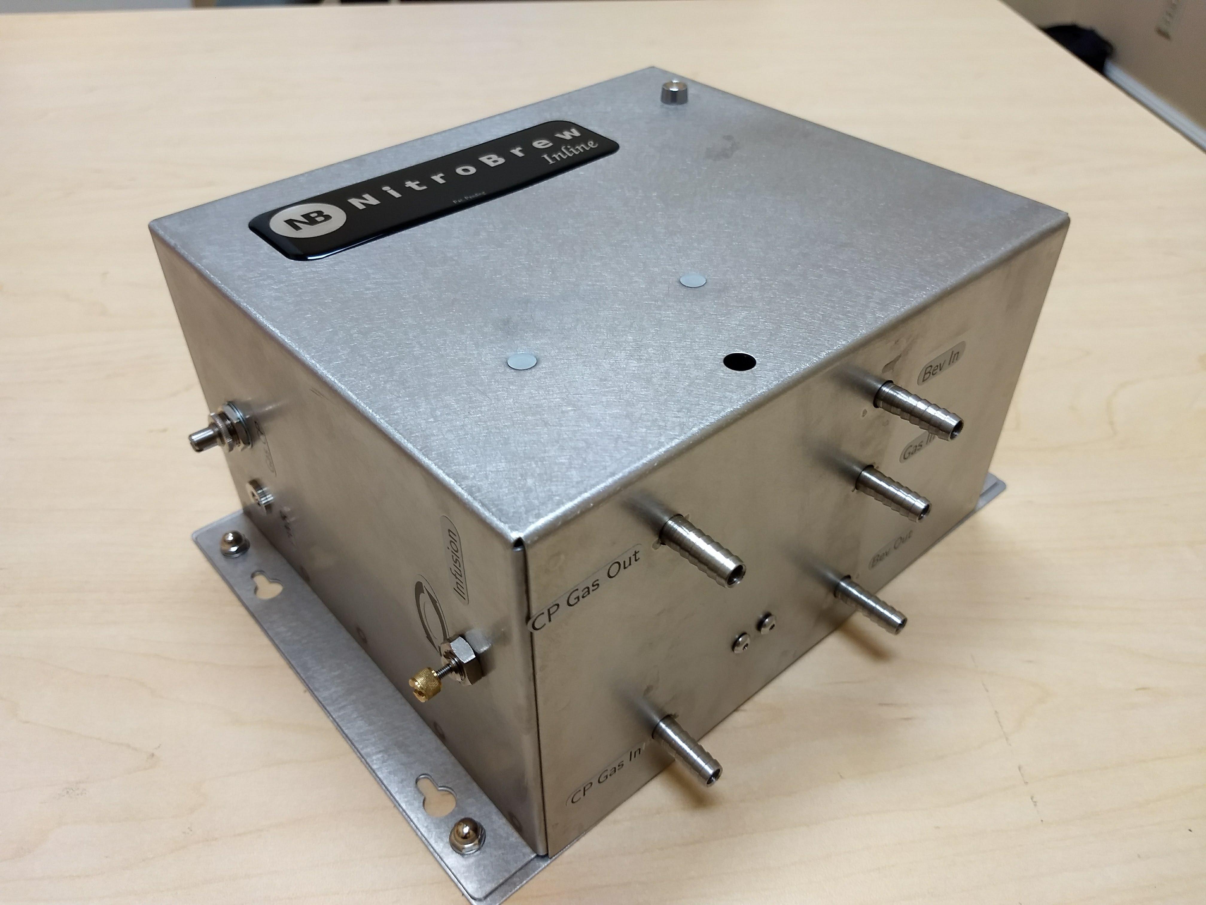 NitroBrew infusion module